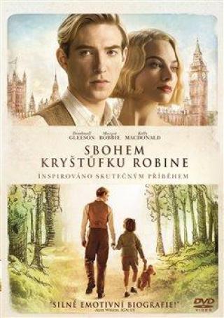 Sbohem Kryštůfku Robine [DVD]